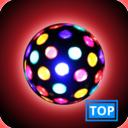 Icon for Dance Light 💃 Flashlight with Shake Light & Music