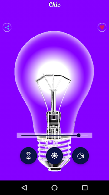 Purple Light screenshot 1