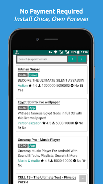 Paid Apps Gone Free - PAGF (Beta) screenshot 2