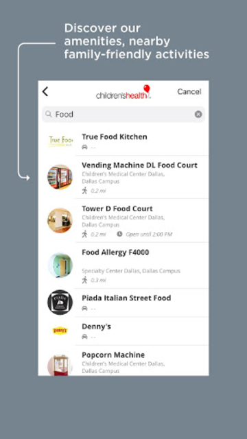 Children's Health Mobile App screenshot 8