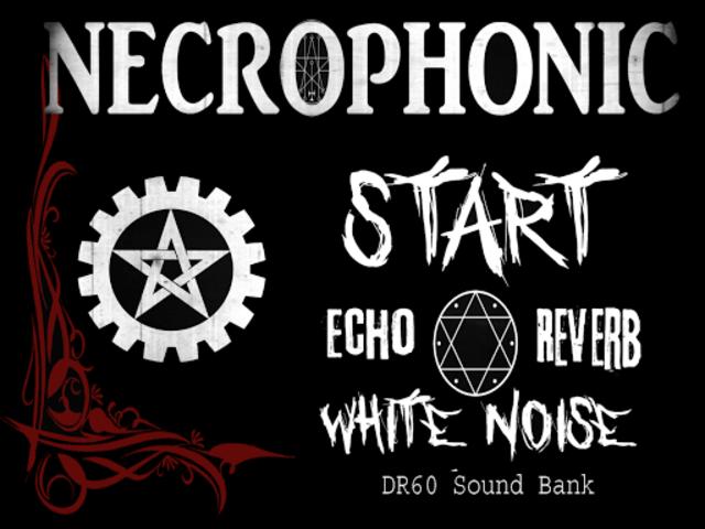 Necrophonic screenshot 4