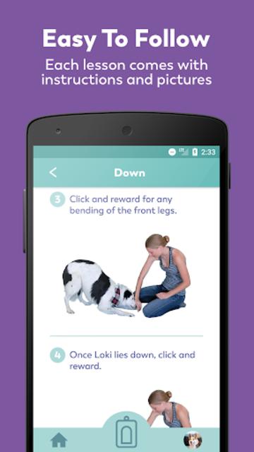 Puppr - Dog Training & Tricks screenshot 1