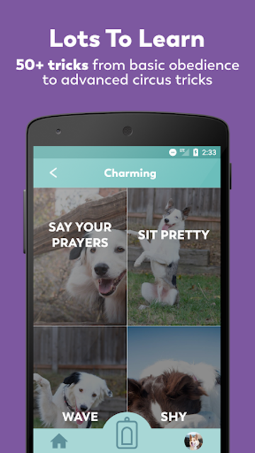 Puppr - Dog Training & Tricks screenshot 2