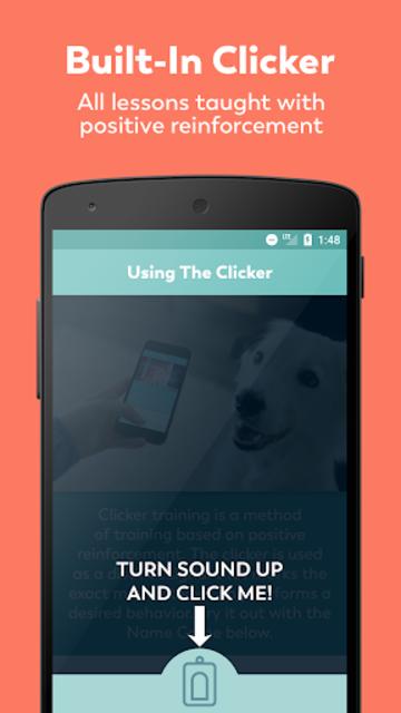 Puppr - Dog Training & Tricks screenshot 3