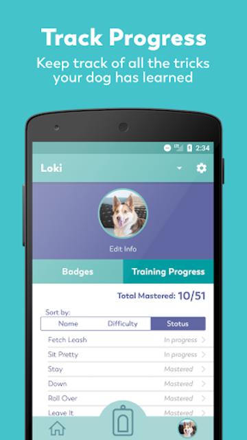Puppr - Dog Training & Tricks screenshot 4