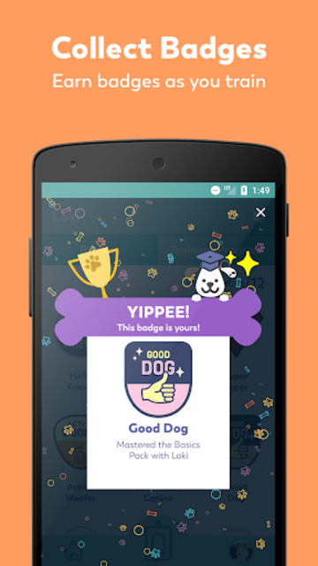Puppr - Dog Training & Tricks screenshot 5