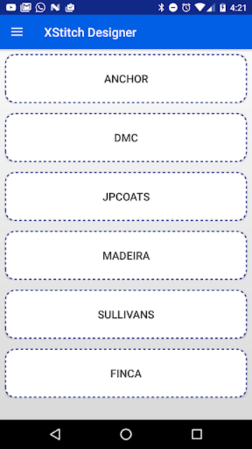XStitch Designer screenshot 1