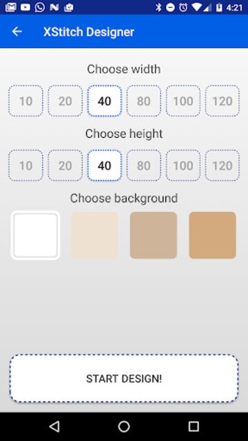 XStitch Designer screenshot 4