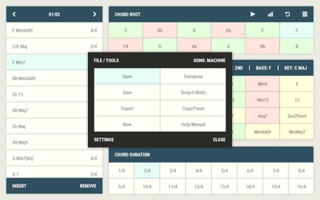 Chordbot screenshot 11