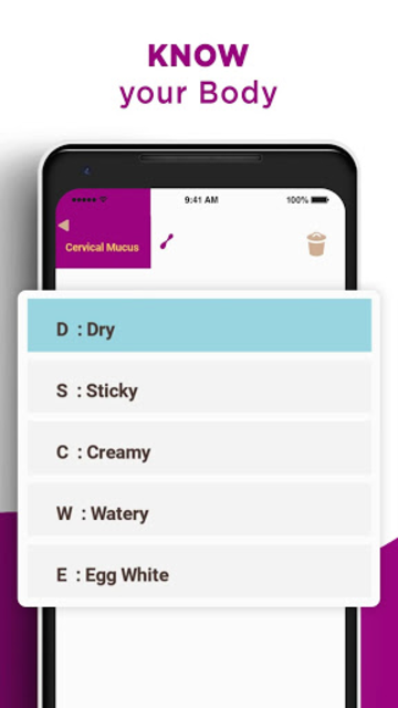My Days X - Ovulation Calendar & Period Tracking screenshot 6