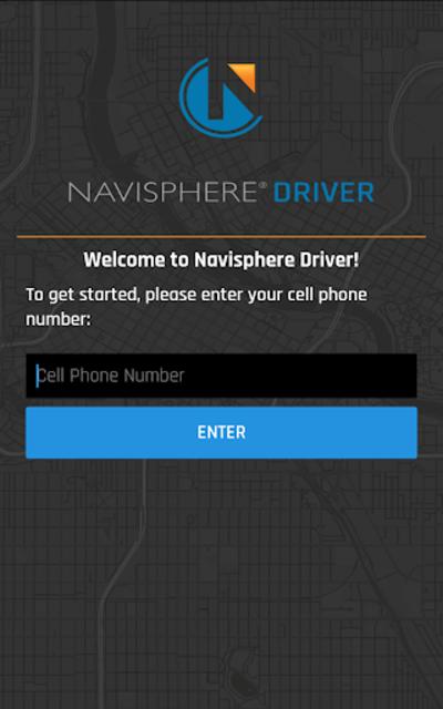 Navisphere Driver screenshot 1
