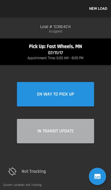 Navisphere Driver screenshot 2