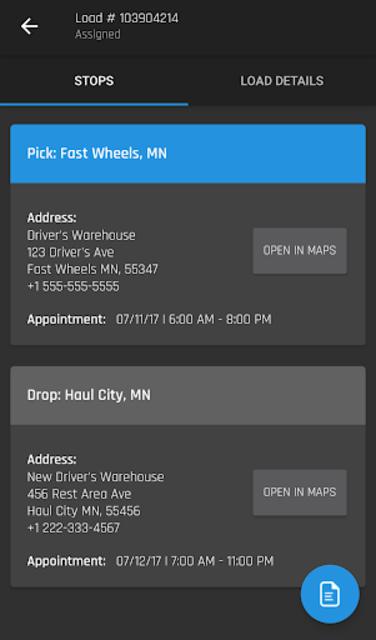 Navisphere Driver screenshot 4