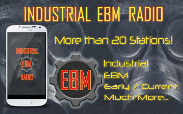 Industrial EBM Radio screenshot 1