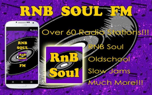 RnB Soul FM screenshot 1