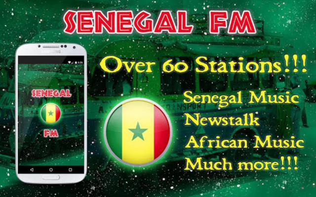 Senegal FM screenshot 1