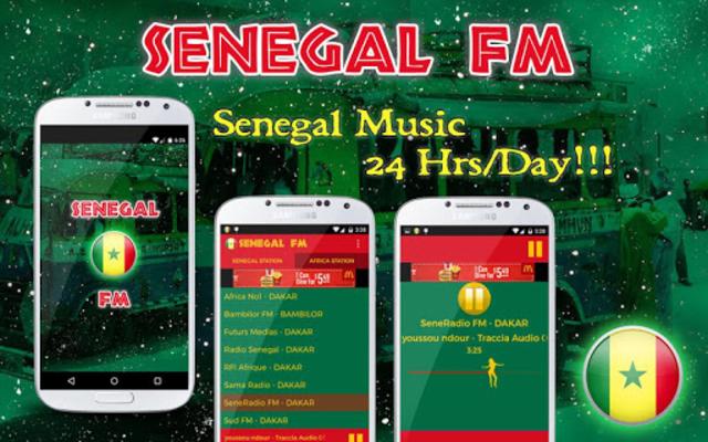 Senegal FM screenshot 2