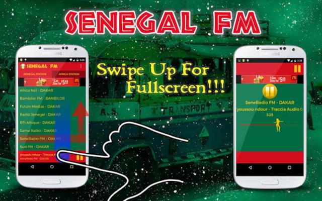 Senegal FM screenshot 3