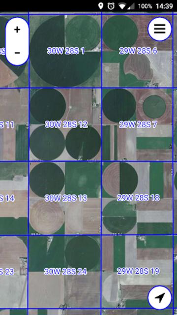 Legal Land Map - Field Names screenshot 1