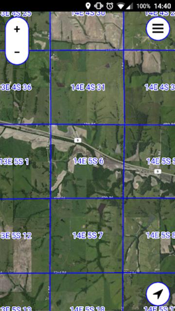 Legal Land Map - Field Names screenshot 3