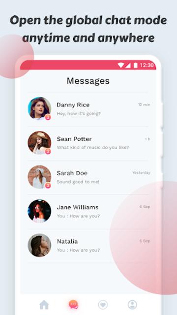 CIAO Dating - Free Chat, Match & Meet Singles screenshot 3