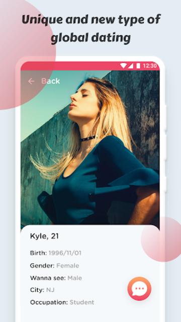 CIAO Dating - Free Chat, Match & Meet Singles screenshot 5