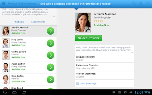 Amwell for Cigna Customers screenshot 6