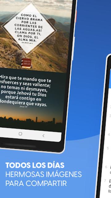 La Biblia en español gratis screenshot 13