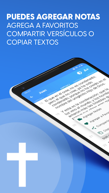 La Biblia en español gratis screenshot 14