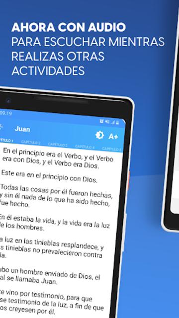La Biblia en español gratis screenshot 18