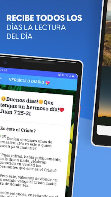 La Biblia en español gratis screenshot 20