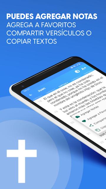 La Biblia en español gratis screenshot 22