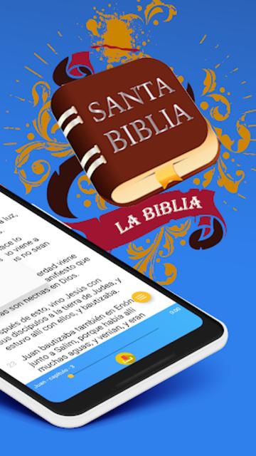 La Biblia en español gratis screenshot 1