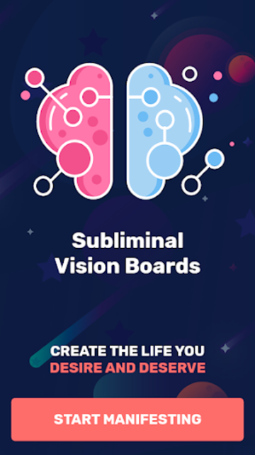 Subliminal Vision Boards®️ Pro -  7 Day Free Trial screenshot 1