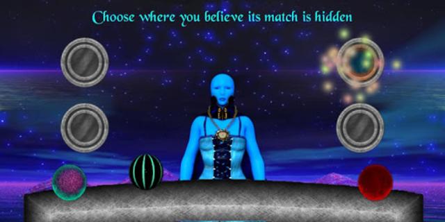 Clairvoyance Test 2 screenshot 4