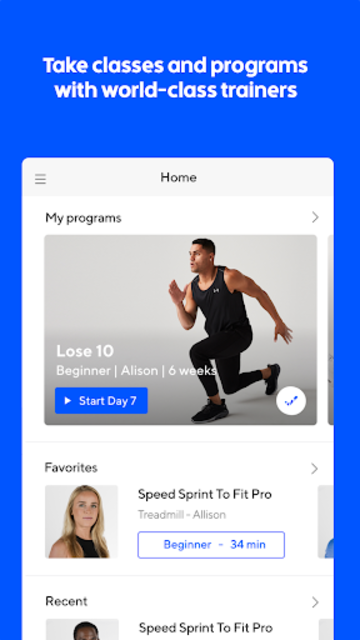 Go: Audio Workouts & Fitness screenshot 3