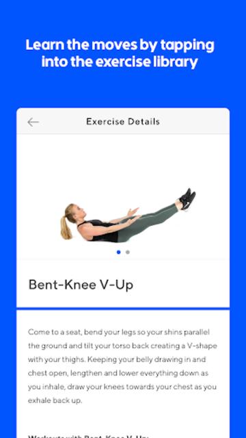 Go: Audio Workouts & Fitness screenshot 4
