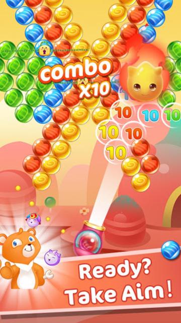 Pop Bubble : Candy pop screenshot 3