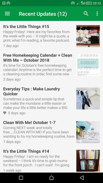 Cleaning Solution: Housekeeping Home Cleaning Tips screenshot 3