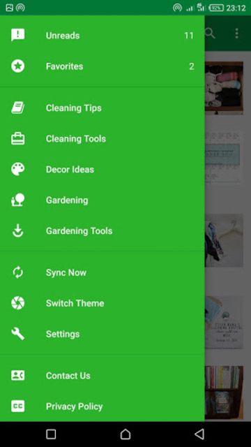 Cleaning Solution: Housekeeping Home Cleaning Tips screenshot 5
