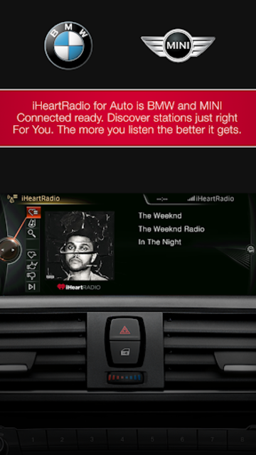 iHeartRadio for Auto screenshot 2