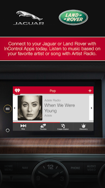 iHeartRadio for Auto screenshot 3