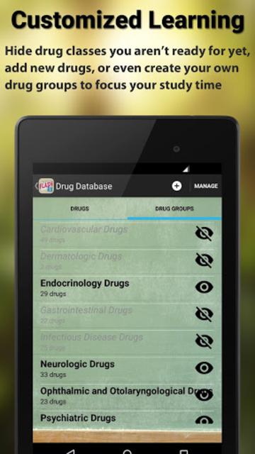 FlashRX - Top 250 Drugs screenshot 10
