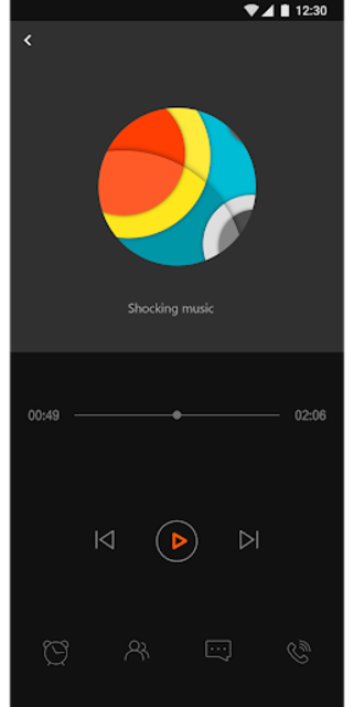 Top Samsung Galaxy  new ringtones screenshot 4