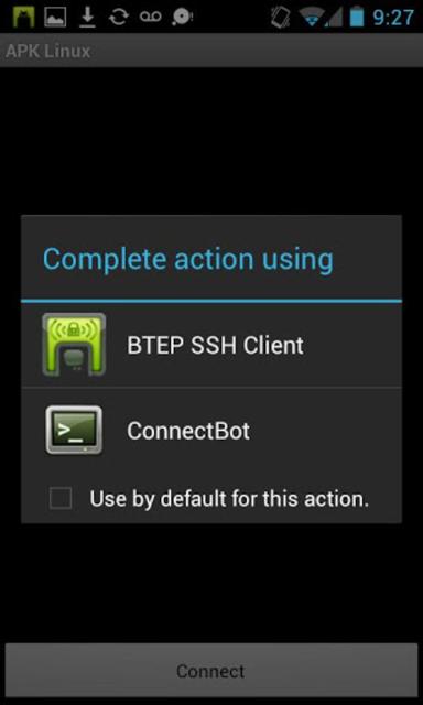 APK Linux screenshot 2