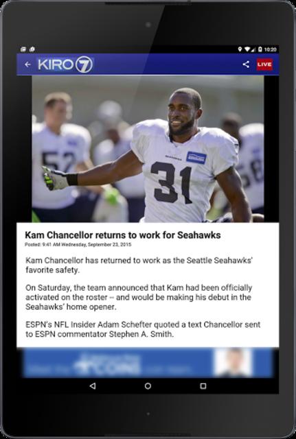 KIRO 7 - Seattle Area News screenshot 9