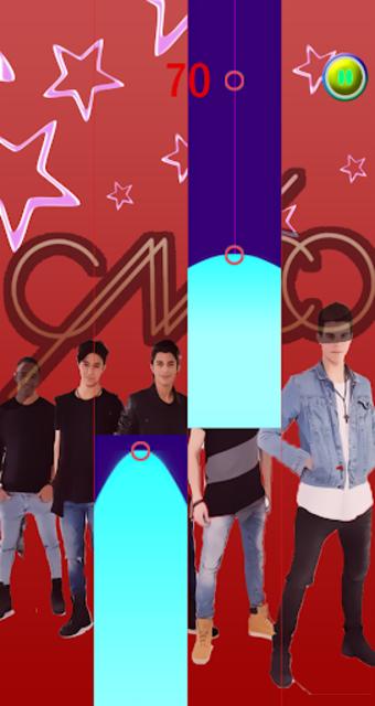 CNCO piano tiles screenshot 5