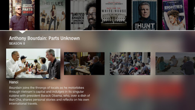 CNNgo for Android TV screenshot 4