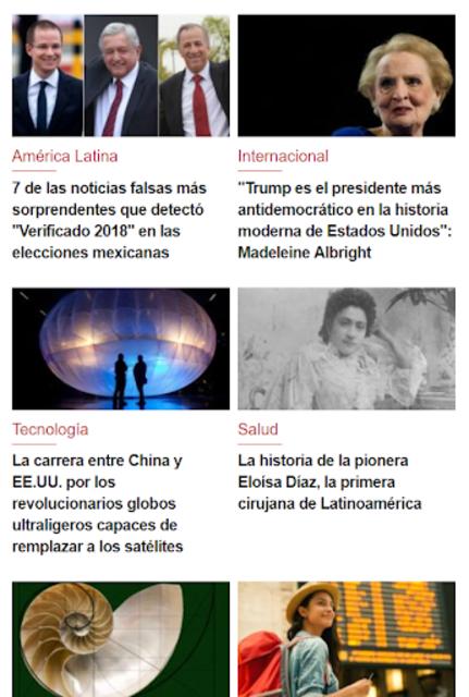 CNN en Español + Others screenshot 6