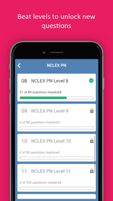 NCLEX Practice Test (PN&RN) 2018 Edition screenshot 5